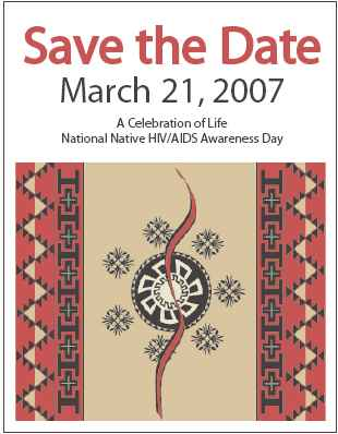 Native AIDS day
